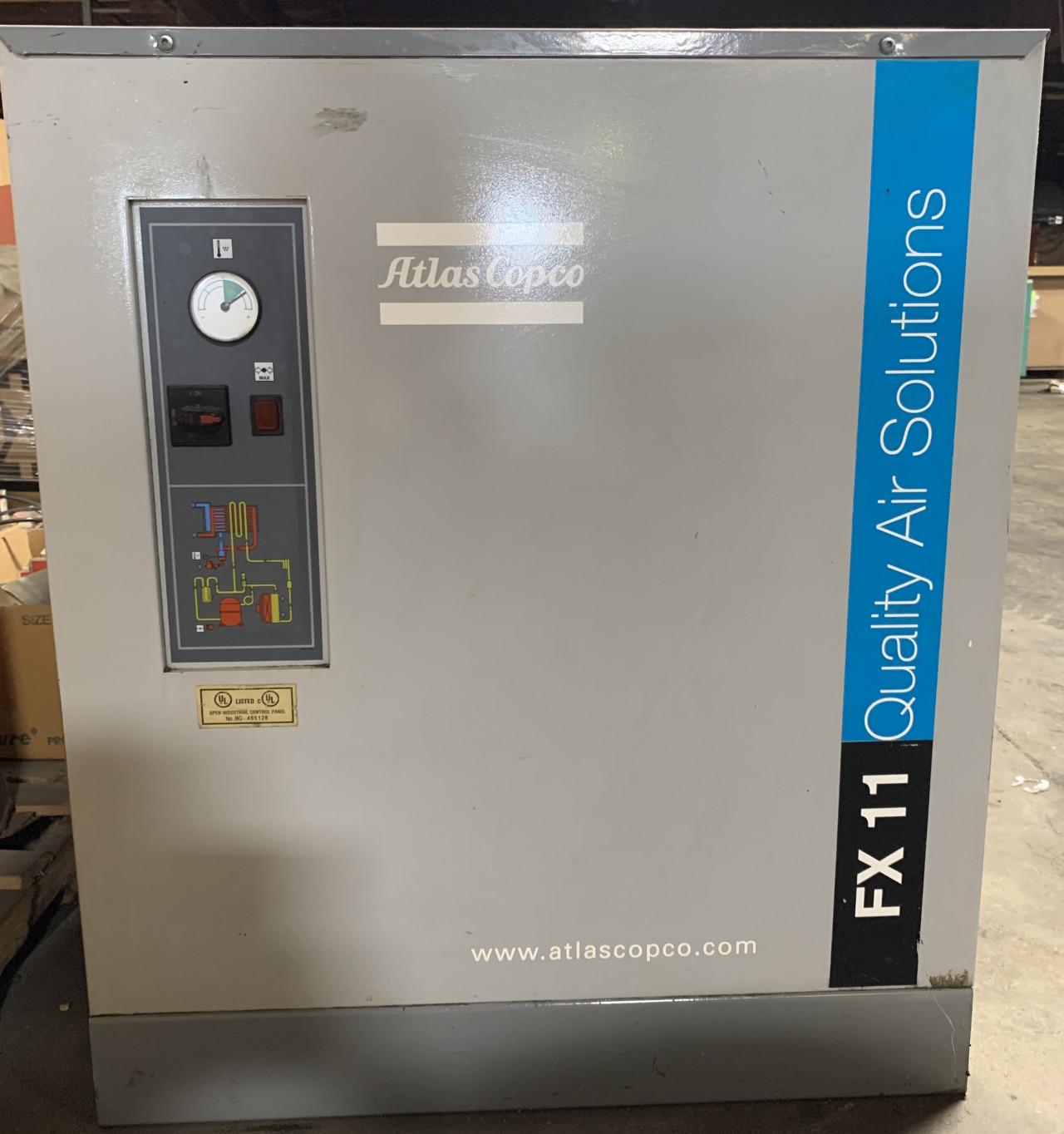 Atlas Copco Air Dryer FX11 2004 13 Bar