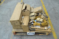 1 PALLET OF ASSORTED CAT CATERPILLAR TRUCK TRACTOR FORKLIFT POWER TRANSMISSION REPLACEMENT PARTS