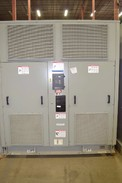 SQUARE D AA/AA/FFA POWER-DRY 750KVA 3PH 13800V-AC 480V-AC TRANSFORMER