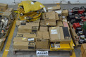1 PALLET OF ASSORTED CATERPILLAR CAT TRUCK TRACTOR POWER TRANSMISSION PARTS