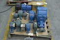 1 PALLET OF ASSORTED PILLOW BLOCK BEARINGS, HOUSINGS, SKF, DODGE, NTN