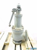CONSOLIDATED 1906PC-2-CC-MS-34-RF-SS 4X6 125PSI 300 FLANGED RELIEF VALVE
