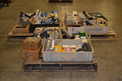 3 PALLETS OF ASSORTED MRO, IDEAL, TB WOODS, MARTIN