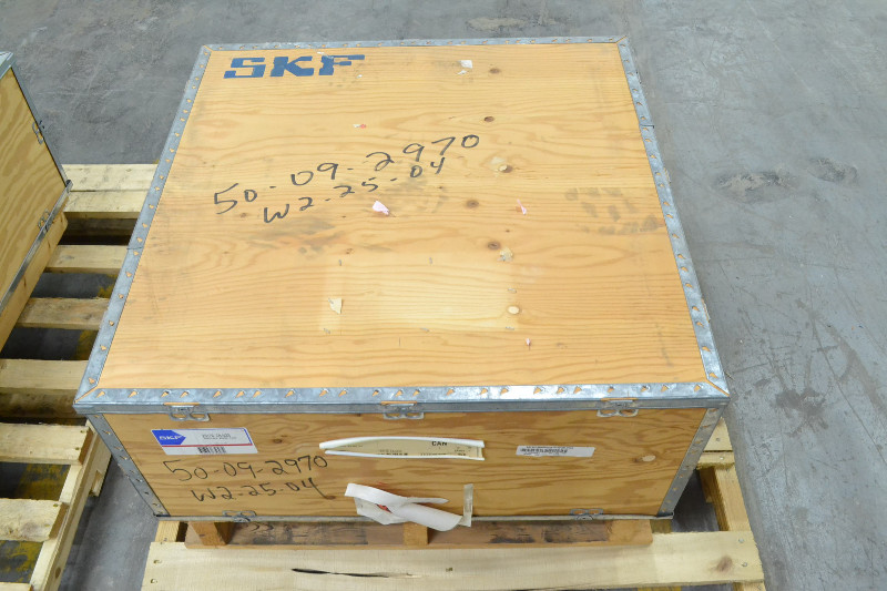 SKF 23176 CA/W33 MACHINED BRASS CAGE SPHERICAL ROLLER BEARING 380X620X194MM