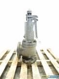 CONSOLIDATED 1910LC-1-CC-MS-34-RF-88 4X6 100PSI FLANGED RELIEF VALVE