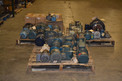 3 PALLETS OF ASSORTED MOTORS, RELIANCE, STEARNS