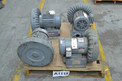 1 PALLET OF ASSORTED CENTRIFUGAL TURBINE VORTEX BLOWERS, SPENCER