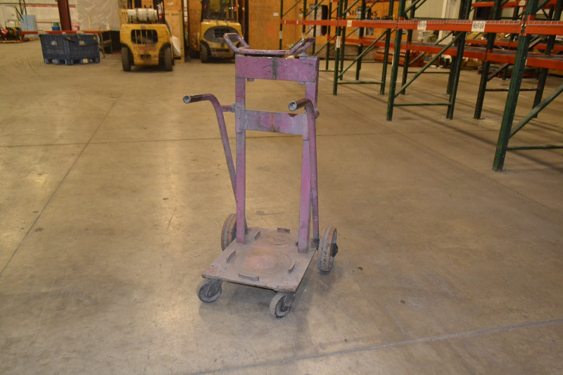 STEEL WELDING CART