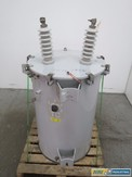FERRANTI PACKARD 98638398 STATION POLEMOUNT 167KVA 1PH 138000V-AC 347/600V-AC VOLTAGE TRANSFORMER