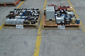 2 PALLETS OF ASSORTED TRANSFORMERS, ALLEN BRADLEY, ACME, HAMMOND, SQUARE D