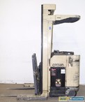 CROWN RR3520-35 ELECTRIC REACH TRUCK 3500LB 240IN 36V-DC