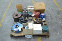 1 PALLET OF ASSORTED BRAKES & CLUTCHES, RELIANCE, STEARNS, REXROTH, WARNER, NEXEN