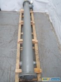 NEW ITT SY506800004800 HEAT EXCHANGER 150PSI -20F 6IN TUBE