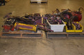 2 PALLETS OF ASSORTED TOOLS, SOCKETS, PIPE BENDERS