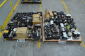 2 PALLETS OF ASSORTED MOTOR STARTERS, CONTACTORS, ALLEN BRADLEY, GENERAL ELECTRIC, SQUARE D