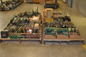 4 PALLETS OF ASSORTED ELECTRONICS, AB, FUJITSU