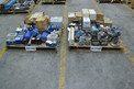 2 PALLETS OF ASSORTED INSTRUMENTATION UNITS, TRANSMITTERS, FLOW TUBES, ROSEMOUNT, FOXBORO