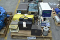 1 PALLET OF ASSORTED TEST EQUIPMENT, METERS, LOAD CELLS, OSCILLOSCOPES, PHILLIPS, TEKTRONIX, OMEGA