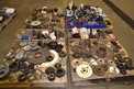4 PALLETS OF ASSORTED SPROCKETS SEALS PULLEYS TB WOODS MARTIN