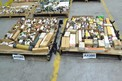 2 PALLETS OF ASSORTED FUSES, ALLEN BRADLEY, GE, GOULD