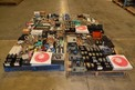 4 PALLETS OF ASSORTED CONTROL,S MODULES, SENSORS, METERS