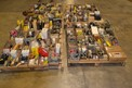 4 PALLETS OF ASSORTED CONTROLS MODULES PCBS SENSORS SWITCHES ETC