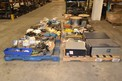 6 PALLETS OF ASSORTED ELECTRICAL, CONTROLS, SWITCHES MODULES, RELAYS, PSU'S, PCBS, WIRE