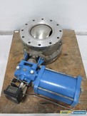 NELES JAMESBURY 5150-71-3600-MT2 STAINLESS 12IN BALL VALVE