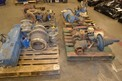 4 PALLETS OF ASSORTED CONTROL VALVES NELES JAMESBURY VALTEK FISHER