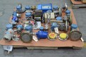 1 PALLET OF ASSORTED INSTRUMENTATION UNITS, TRANSMITTERS, FLOW METERS, ROSEMOUNT, FOXBORO, BAILEY