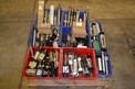 1 PALLET OF ASSORTED CYLINDERS MANIFOLDS ACTUATORS PARKER SMC NUMATICS