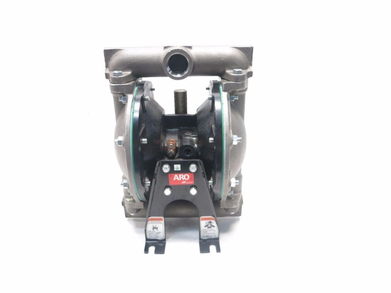 NEW INGERSOLL RAND ARO 666111-244-C STAINLESS DIAPHRAGM PUMP