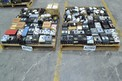 2 PALLETS OF ASSORTED CIRCUIT BREAKERS, ABB, WESTINGHOUSE, CUTLER HAMMER, GE