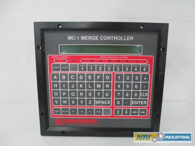 EMERSON MC-1 MERGE CONTROLLER