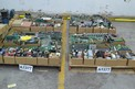 4 PALLETS OF ASSORTED CONTROLS MODULES, RELAYS, CONTROLLERS, ALLEN BRADLEY, HONEYWELL,