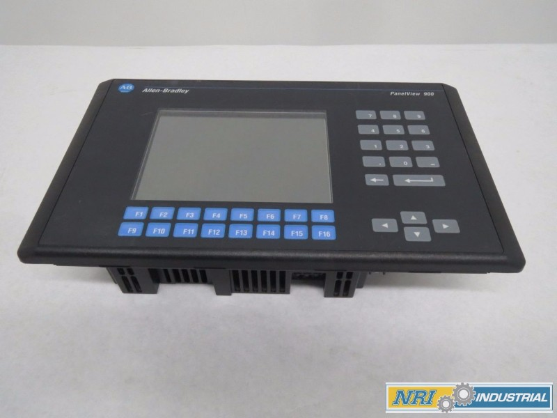 ALLEN BRADLEY 2711-K9C1 PANELVIEW 900 OPERATOR INTERFACE PANEL