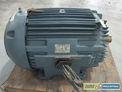 SIEMENS ALLIS 60HP 220/440V-AC 3565RPM 405US AC ELECTRIC MOTOR