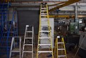 LOT OF 4 STEP LADDERS