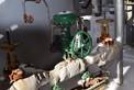 FISHER EZ-667 1.5 INCH STEEL CONTROL VALVE CL150 DVC POSITIONER DVC POSITIONER