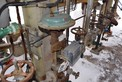 LOT OF 2 FISHER 667-ED 2 IN & 667-ES 1 IN STEEL CONTROL VALVES