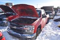 2005 CHEVROLET COLORADO VIN 1GCCS1483 2.8L AUTOMATIC