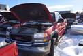 2002 GMC SIERRA 2500HD SL VIN GTGC24U92Z247658 6.0L AUTOMATIC