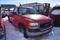 2001 GMC SIERRA 1500 SL VIN 1GTEC14W21Z321004 4.3L AUTOMATIC PICKUP TRUCK