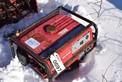 HONDA EB3500X 120/240V GENERATOTR