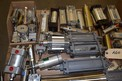 1 PALLETS OF ASSORTED PNEUMATIC CYLINDERS, PARKER, NUMATICS, SMC, UCC, CAPP