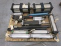 1 PALLET OF ASSORTED PNEUMATIC CYLINDERS, PARKER, REXROTH