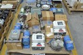 1 PALLET OF ASSORTED INSTRUMENTATION UNITS, TRANSMITTERS, FLOW METERS, MICRO MOTION, ROSEMOUNT