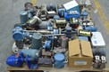 1 PALLET OF ASSORTED INSTRUMENTATION UNITS, TRANSMITTERS, FLOW METERS, ROSEMOUNT, MICRO MOTION