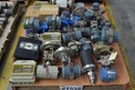 1 PALLET OF ASSORTED INSTRUMENTATION UNTS, TRANSMITTERS, FOXBORO, ABB, ROSEMOUNT, MICRO MOTION
