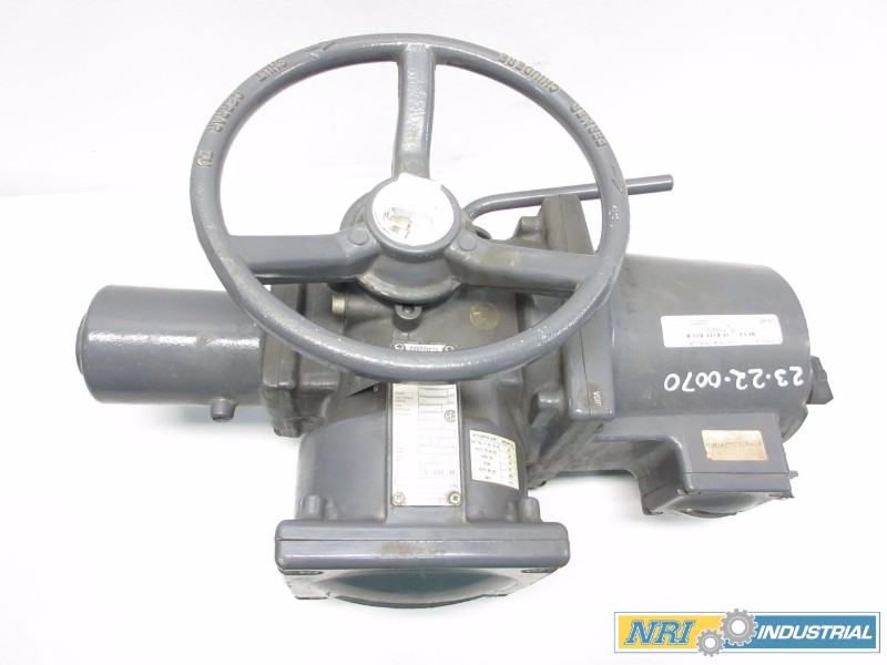 ROTORK IQ10FA10A 0.08KW 250V-AC VALVE ACTUATOR REPLACEMENT PART